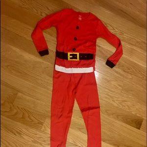 Carter's Santa Pajamas